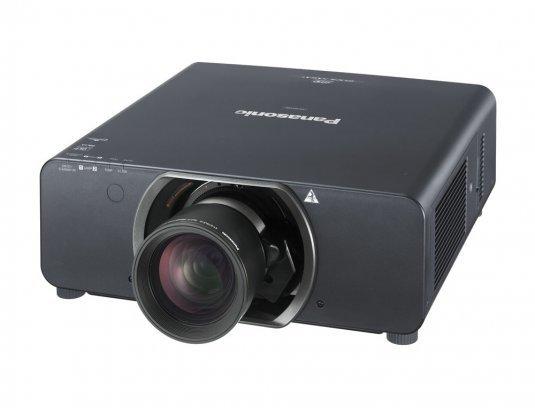 Videoprojetor PANASONIC com tecnologia 3DLP, resolução SXGA+