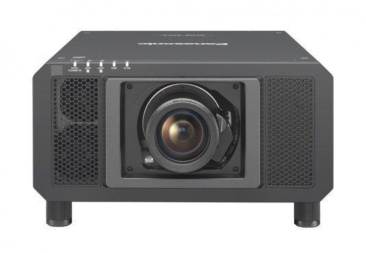 Videoprojetor PANASONIC laser com tecnologia 3DLP, resolução SXGA+