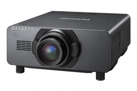 Videoprojetor PANASONIC com tecnologia 3DLP, resolução SXGA+ 20.000 ansi-lumens