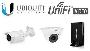 Listagem de preços Gravadores e Câmaras IP UBIQUITI UNIFI VIDEO