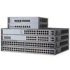 Listagem HP Switchs