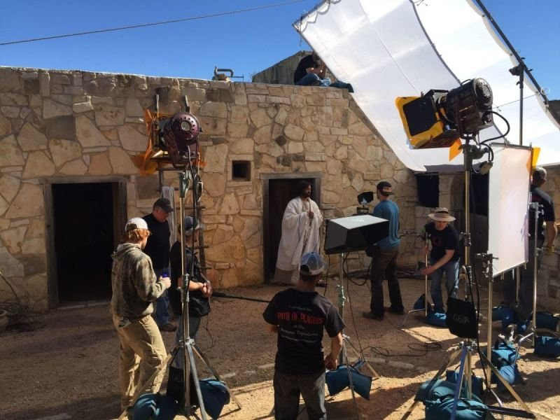 Capernaum Film Sets