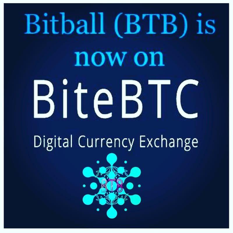 BiteBtc Exchange (Coinmarketcap listed)