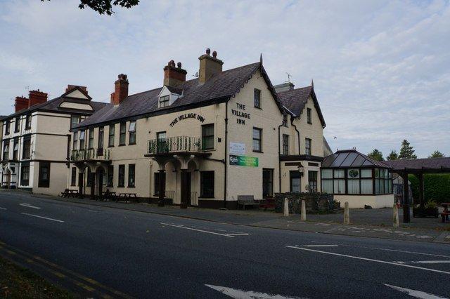 Village Inn Llanfairfechan