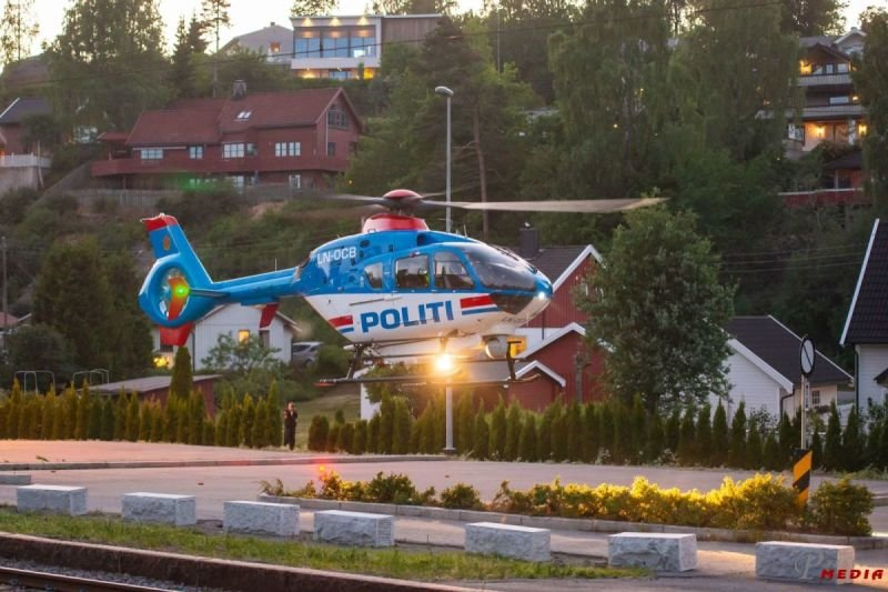 Politihelikopter