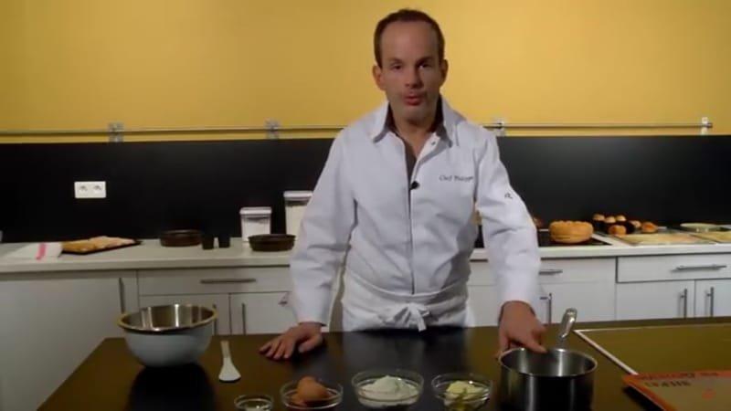 Comment faire la pâte à choux
