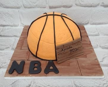 τούρτα από ζαχαρόπαστα nba, Ζαχαροπλαστείο καλαμάτα madamecharlotte.gr, birthday cakes 2d 3d confectionery patisserie kalamata