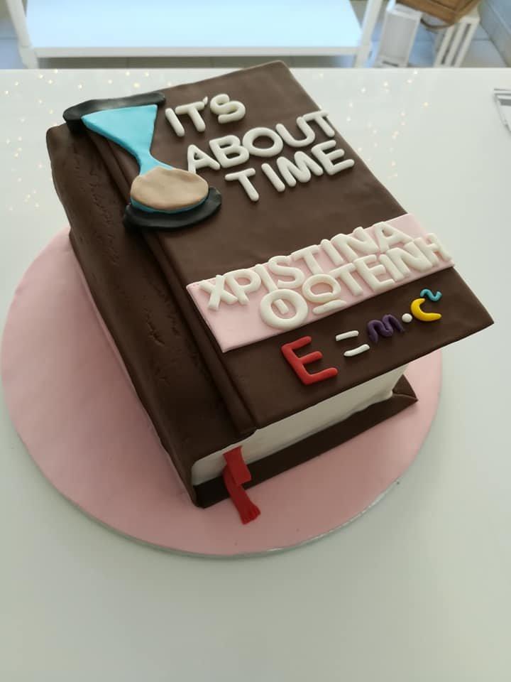τούρτα από ζαχαρόπαστα its about time, Ζαχαροπλαστείο καλαμάτα madame charlotte, τούρτες γεννεθλίων γάμου βάπτησης παιδικές θεματικές birthday theme party cake 2d 3d confectionery patisserie kalamata