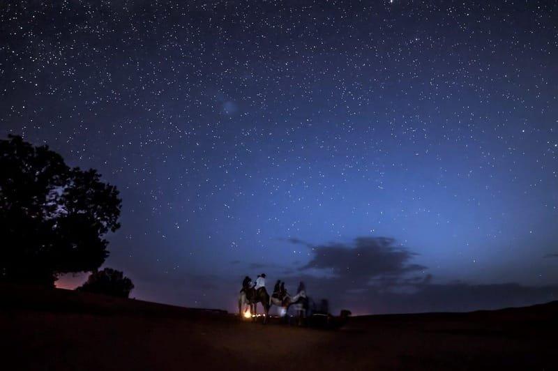 Noche mágica, agosto 2013 - Jorge Dueso
