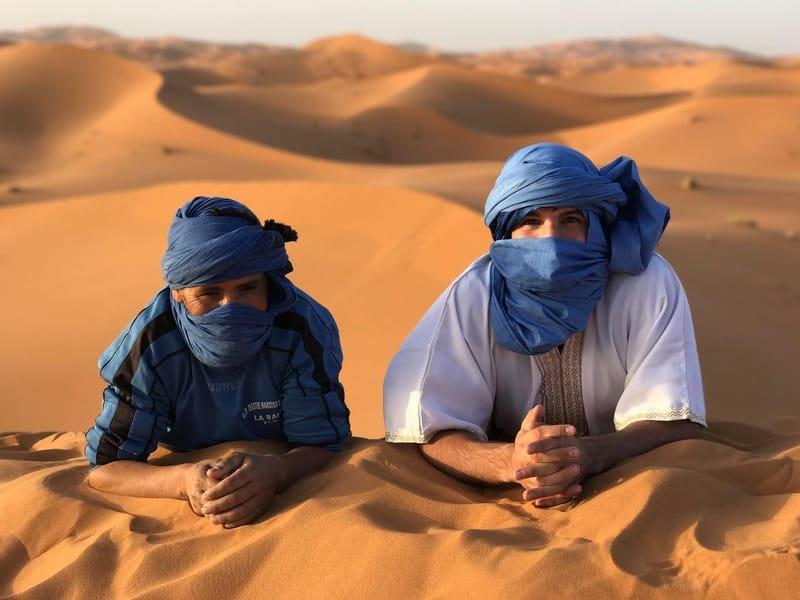 Amigos Tuaregs