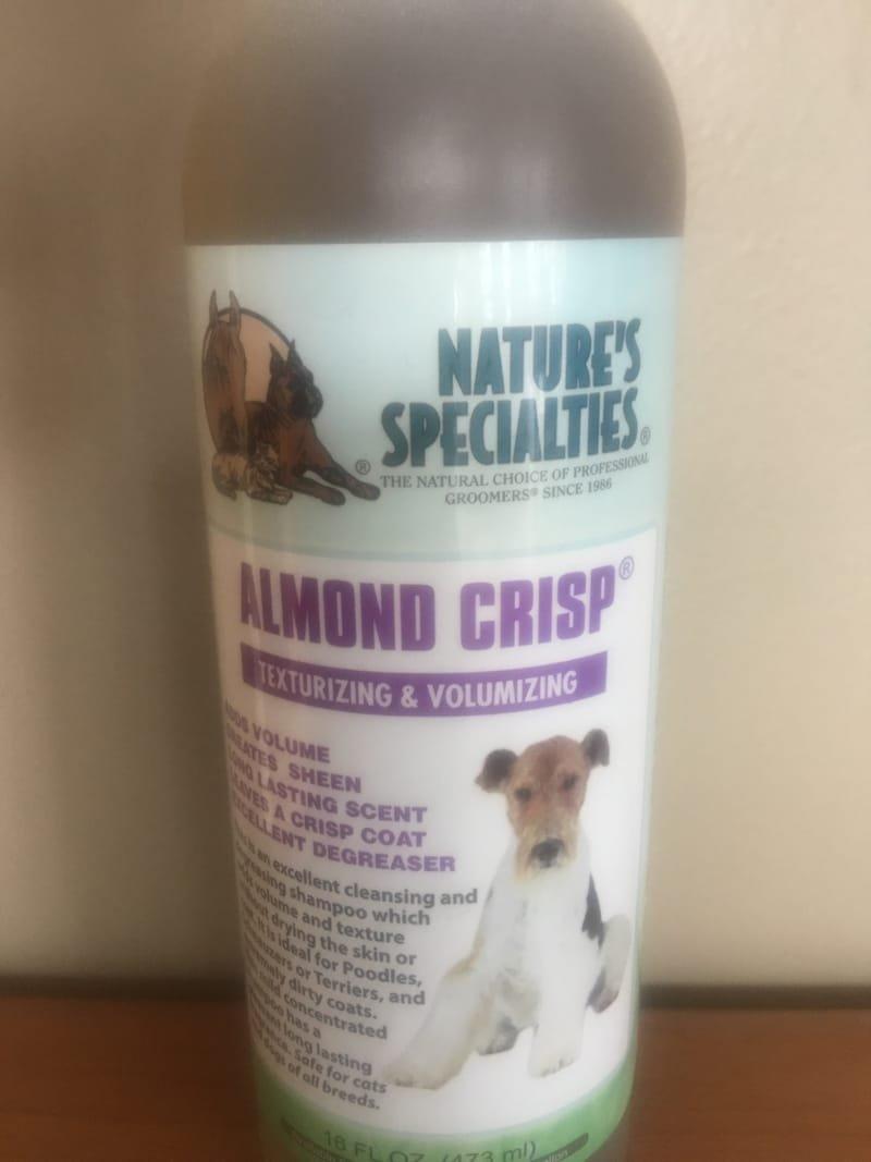 Almond Crisp Shampoo - The Dog Spaw
