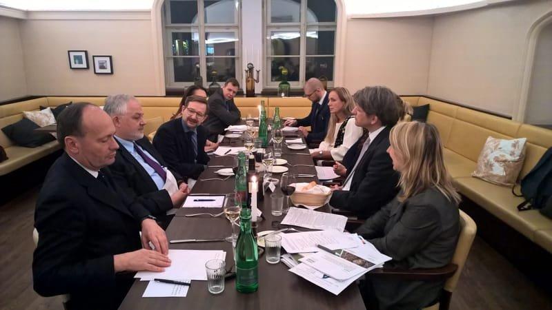 BDCD / EDRC  Delegation visits OSCE