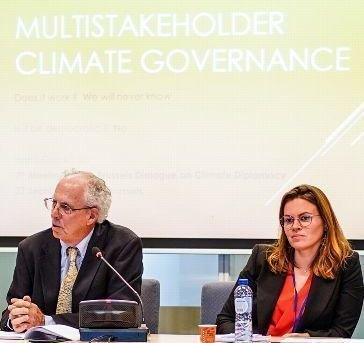 7th BDCD Examines Pros and Cons of a Multistakholder approach to Climate Change Governance