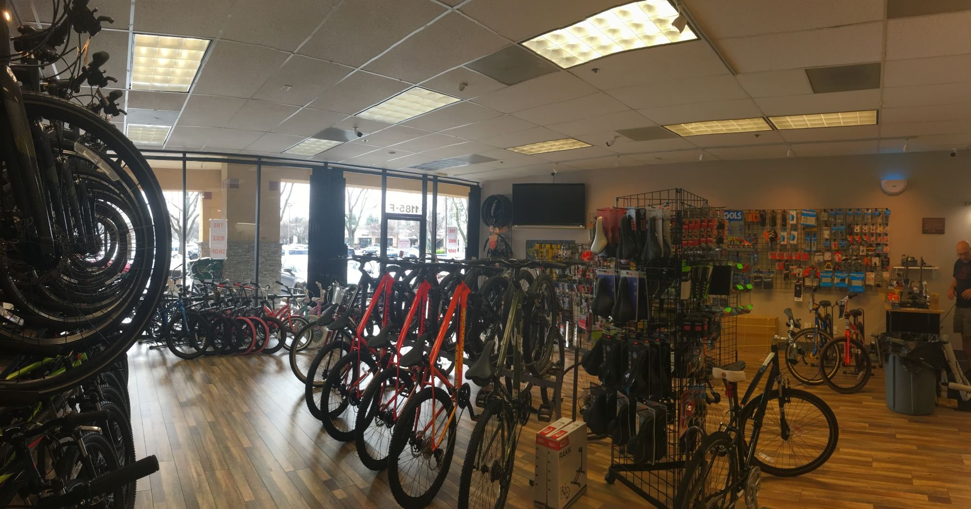 The Bike Shop | Service, Repairs, and More