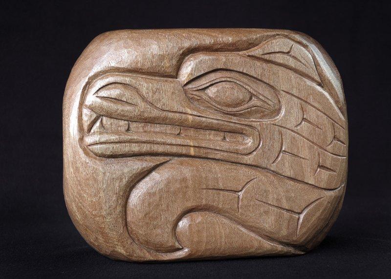 Haida design Wolf