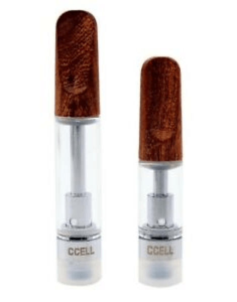 Vape Cartridge - Cedar Wood Tip (1 0mL)