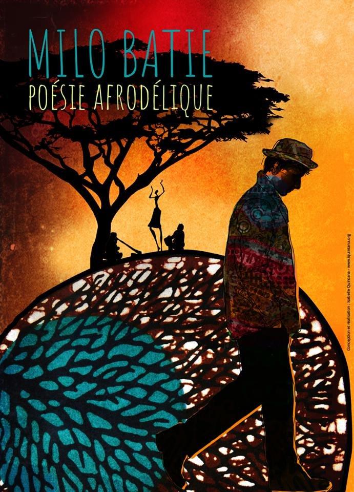 MILO BATIE poésie afrodélique