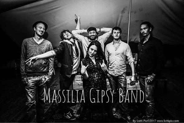 MASSILIA GIPSY BAND, musique Klezmer,tzigane