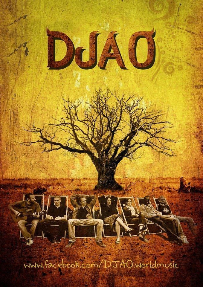 DJAO, musique Afrique de l'ouest