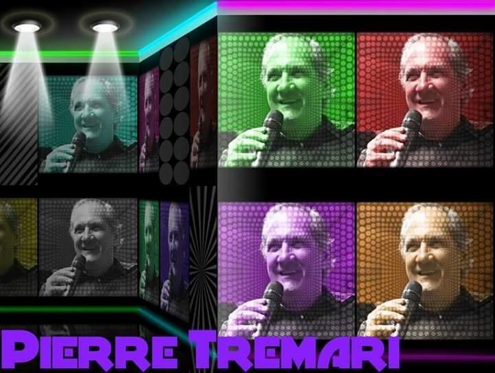 PIERRE TREMARI, sosie vocal de Charles Aznavour