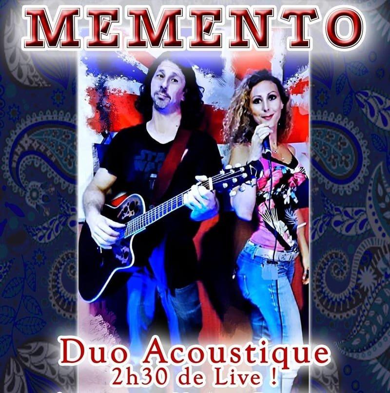 MEMENTO, covers pop, rock