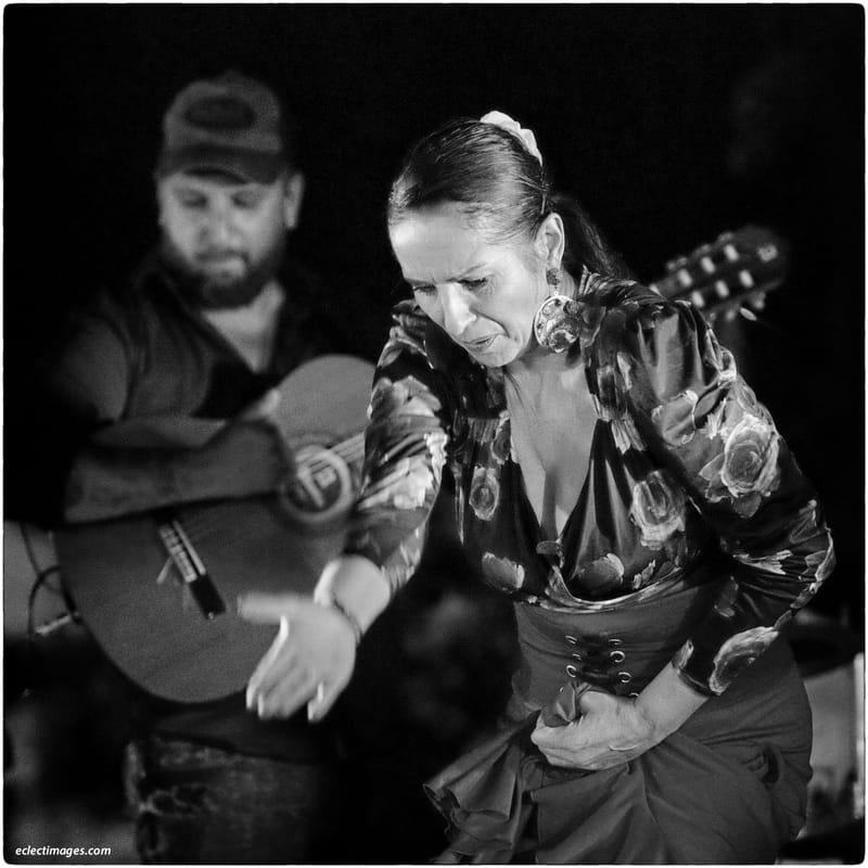 MARIA SARA, Danseuse de Flamenco, prestation avec ou sans chanteurs, Art- Thérapeute