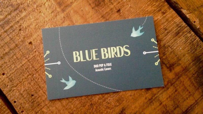 BLUES BIRDS, pop, folk, variétés internationales