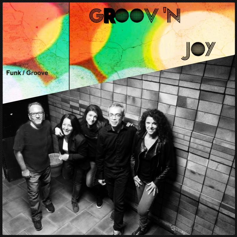 GROOV ' JOY, funk, groove