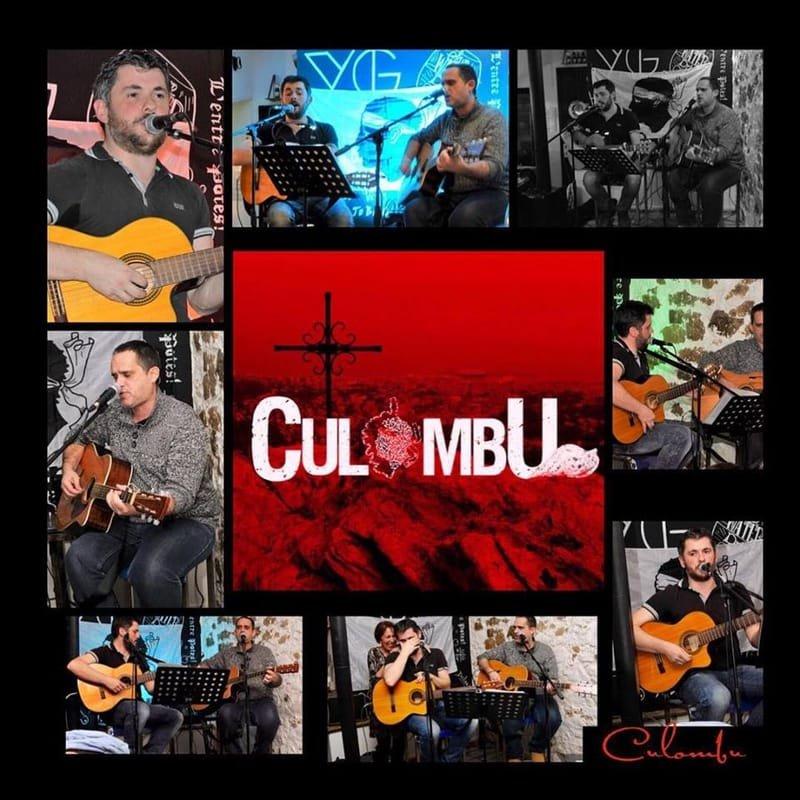 CULOMBU, musique et chants Corses