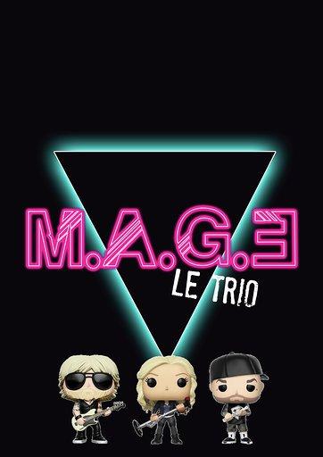 M.A.G.E, variété internationale, duo, trio, quartet, quintet