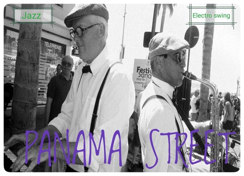PANAMA GATSBY du jazz et de l'electro-swing des années 20