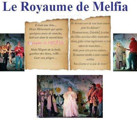 LE ROYAUME DE MELFIA