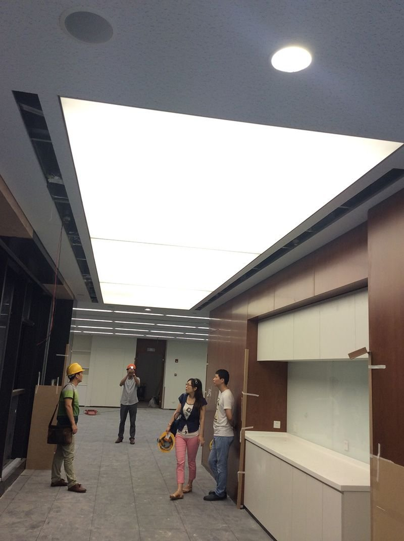 How much do you know about the basic properties of soft pvc stretch ceiling film foxygen?