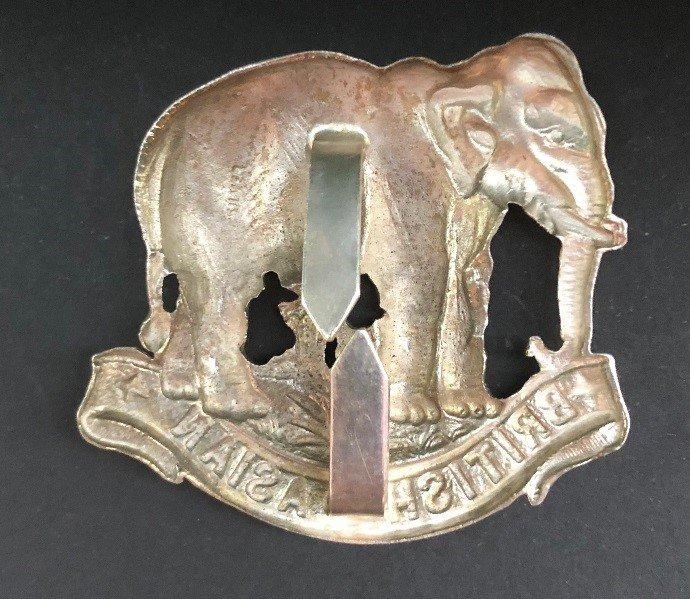 British Asian Squadron Headdress Badge -  Additional Copy