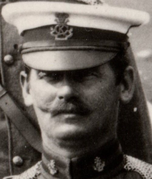 Second Pattern Regimental Officer's Collar Badges