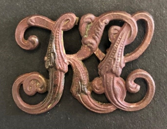 'KC' Cypher Badge