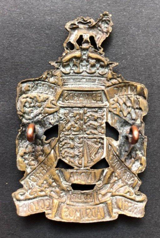 First Pattern Other Ranks' Headdress Badge