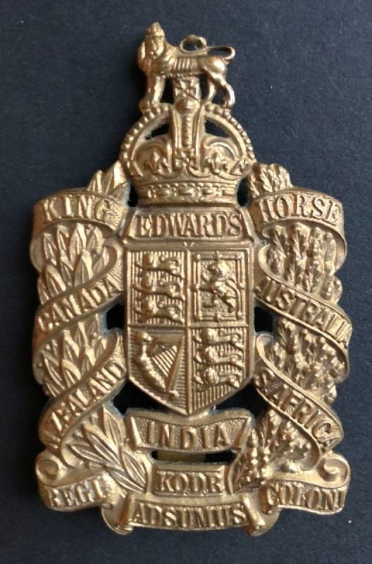 Additional Second Pattern Headdress Badge