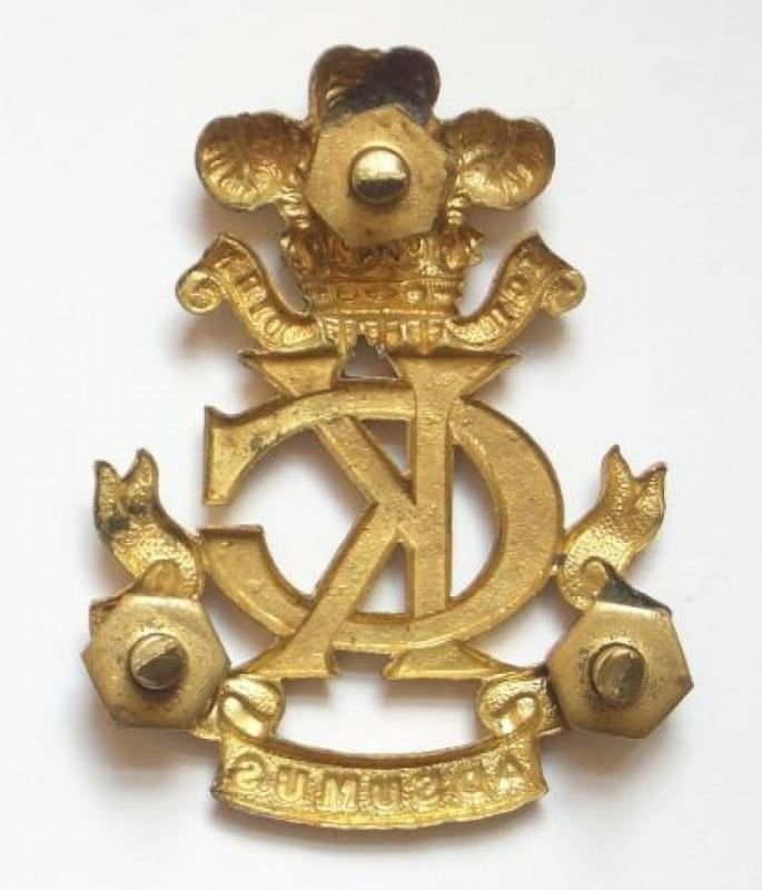 Officer's Pouch Badges