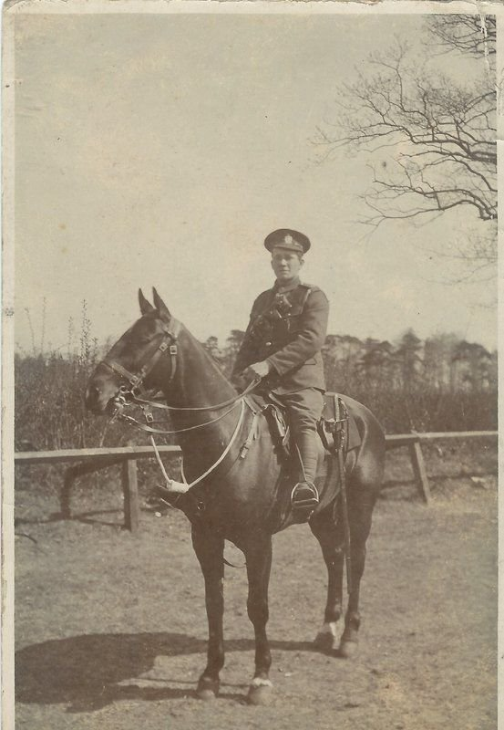 Additional King Edward's Horse Service Dress Photographs