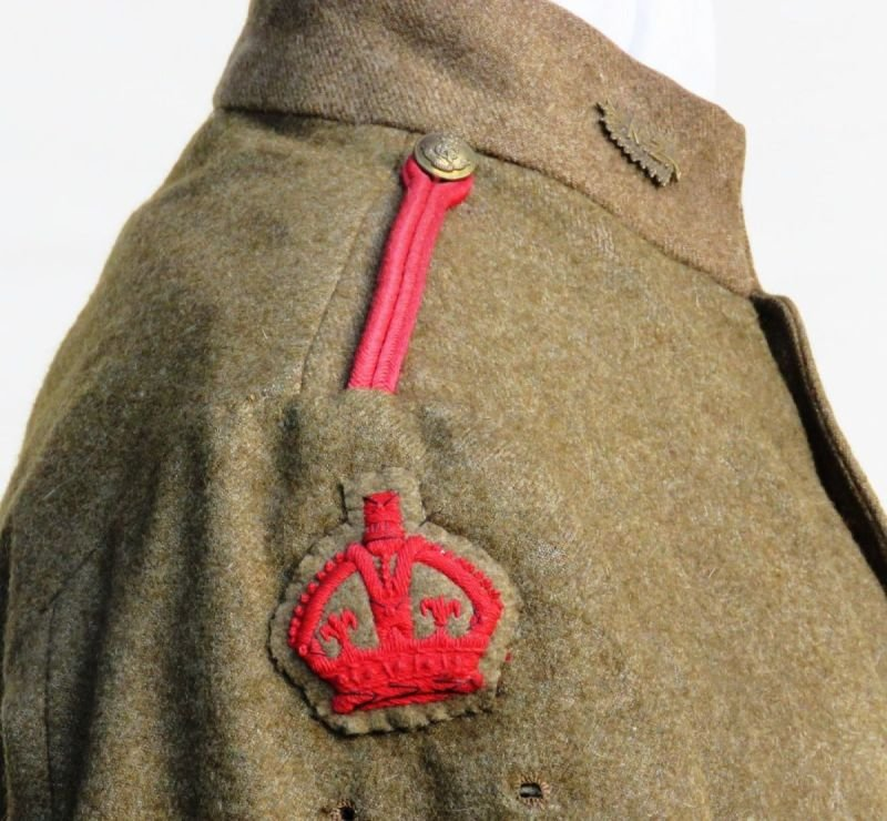 King's Colonials Service Dress Tunic 1905-10