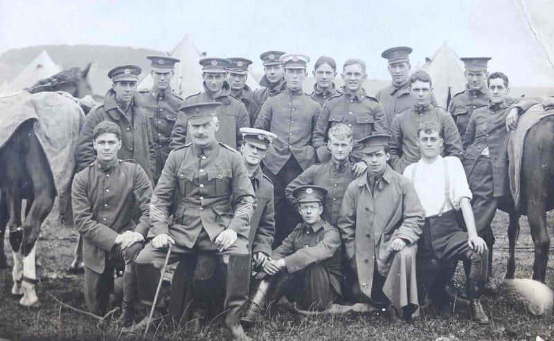 KC Service & Undress 1905-10 cont.