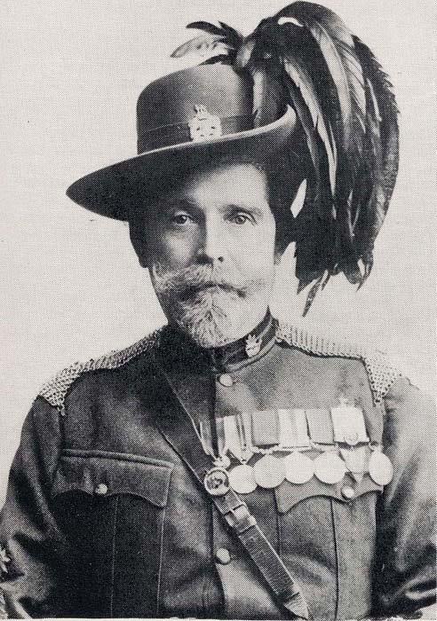 King's Colonials Medals and Memorials