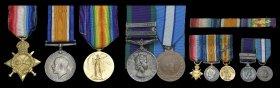 Nominal Rolls & Medal Entitlements