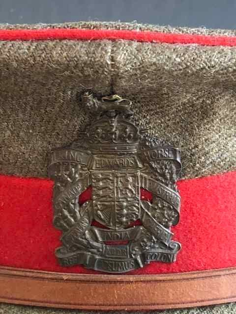 First Pattern Officer's Headdress Badge
