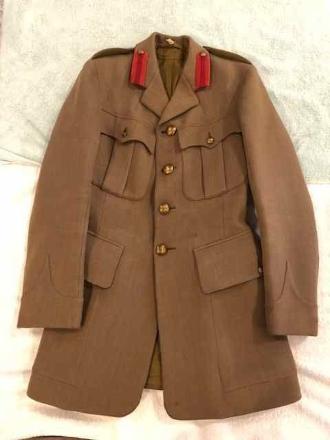 KEH Service Dress Tunic 1914-18