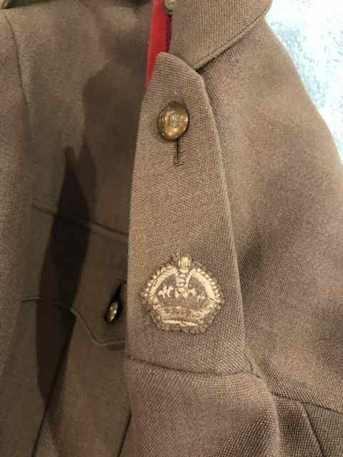 King Edward's Horse Service Dress Tunic 1914-18