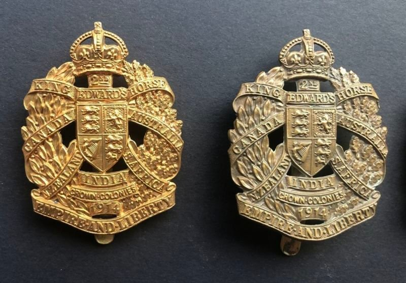 Other Ranks Headdress Badges