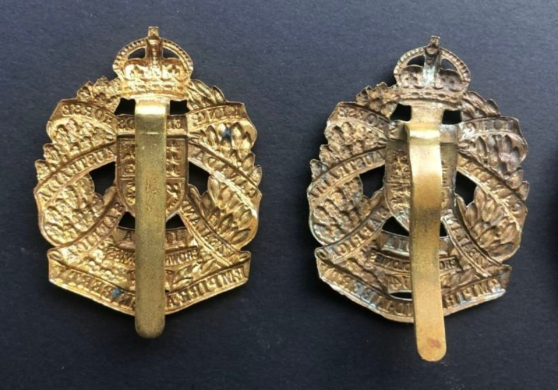 Other Ranks' Headdress Badges
