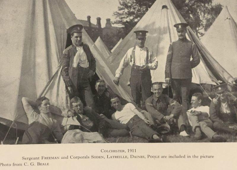 Aldershot 1911